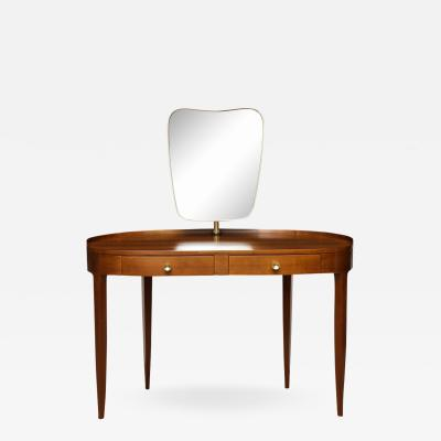 Paolo Buffa Rare Dressing Table by Paolo Buffa