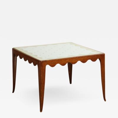 Paolo Buffa Rare Side Table by Paolo Buffa