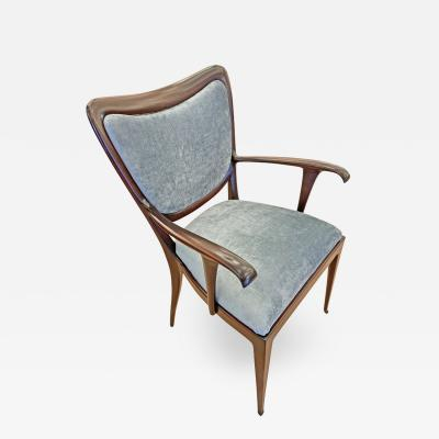 Paolo Buffa Single Paolo Buffa Armchair Italy 1940s