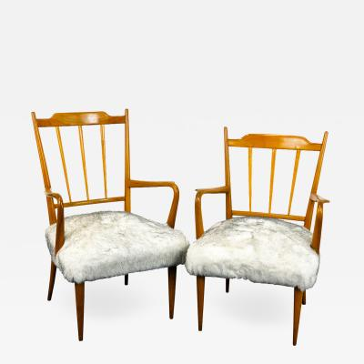 Paolo Buffa armchairs paolo buffa Him and her