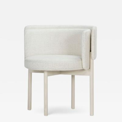 Paolo Ferrari LAYERED BACK Dining Chair