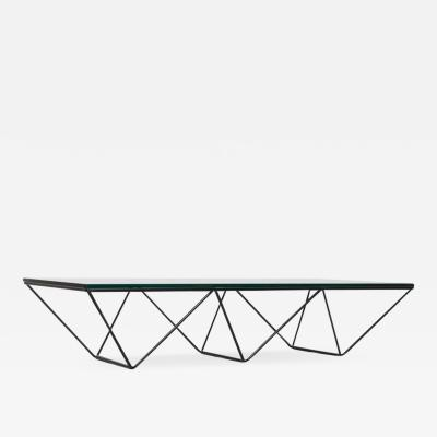Paolo Piva Alanda Coffee Table C162 by Paolo Piva for B B Italia