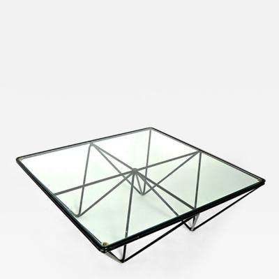 Paolo Piva Alanda Coffee Table by Paolo Piva Italy c 1980