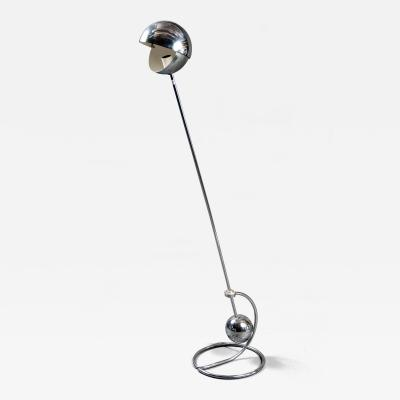 Paolo Tilche Floor Lamp by Paolo Tilche Sirrah Editors Italy 1972