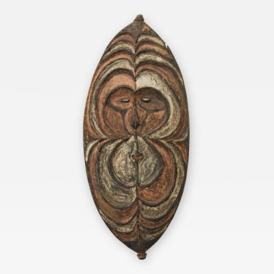 Papua New Guinea Sepik River Valley Shield