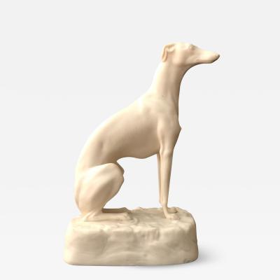 Parian Figure Greyhound