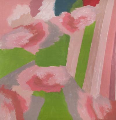 Pat Lipsky JJ Flowers 1974