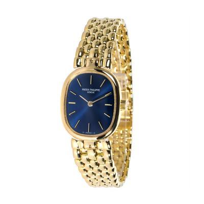 Patek Philippe Ellipse 4564 1 Women s Watch in 18K Yellow Gold