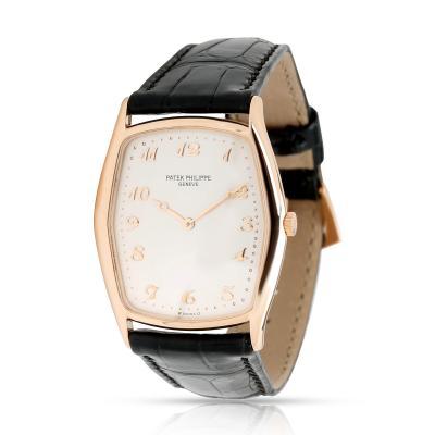 Patek Philippe Gondolo 3842R Men s Watch in 18kt Rose Gold