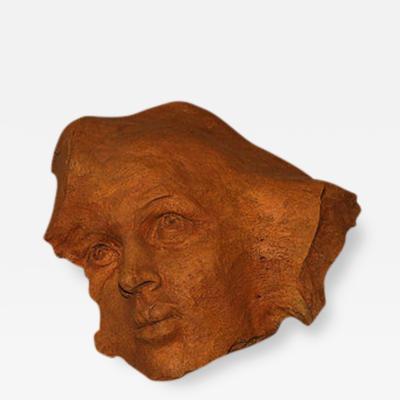 Patricia L Knop Thanksgiving Original Clay Sculpture