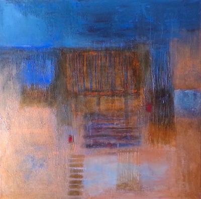 Patricia McParlin Bronzed Skyline