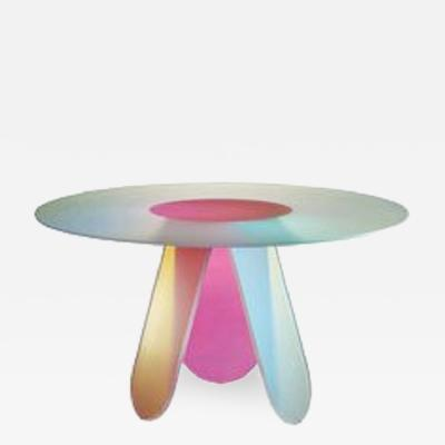 Patricia Urquiola SHIMMER TABLE DESIGNED BY PATRICIA URQUIOLA FOR GLAS ITALIA