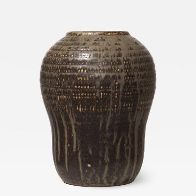 Patrick Nordstrom Exceptional Isle Studio Vase by Patrick Nordstrom