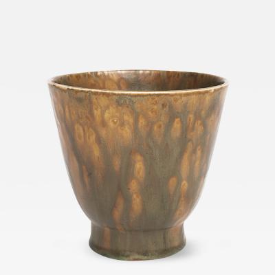 Patrick Nordstrom Stone Vase