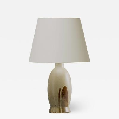 Patrick Nordstrom Superb Table Lamp by Patrick Nordstr m from His Own Isle Studio