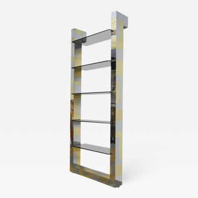 Paul Evans Cityscape Bookshelf by Paul Evans