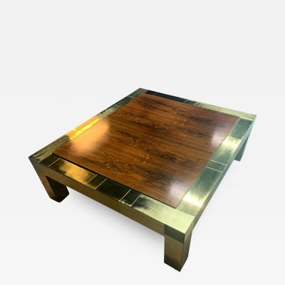 Paul Evans Cityscape Coffee Table Paul Evans for Directional