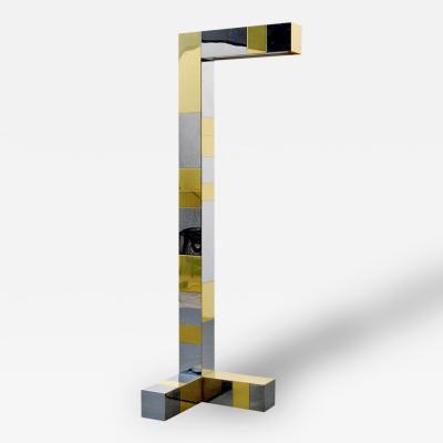 Paul Evans Cityscape Floor Lamp by Paul Evans for Directional