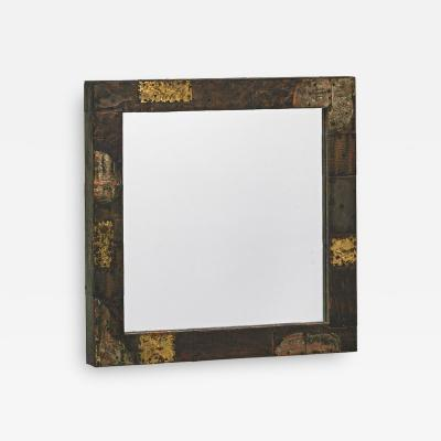 Paul Evans Paul Evans Patchwork Mirror For Directional
