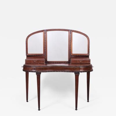 Paul Follot An Art Deco Dressing Table by Paul Follot