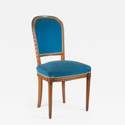 Paul Follot Paul Follot Pair of Side Chairs