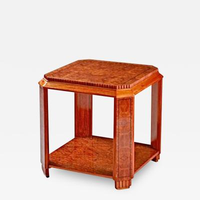 Paul Follot Paul Follot Side Table