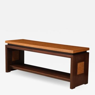 Paul Frankl Console Table 5034 Designed by Paul Frankl