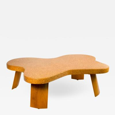 Paul Frankl Iconic Cloud Coffee Table by Paul T Frankl for Johnson Furniture