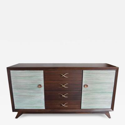 Paul Frankl Large American Mid Century Commode by Paul Frankl 1950s
