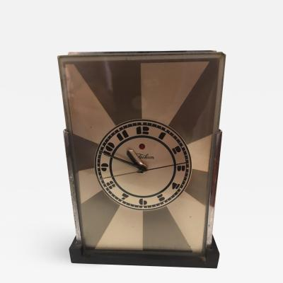 Paul Frankl PAUL FRANKL ART DECO CLOCK