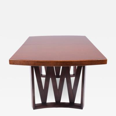 Paul Frankl Paul Frankl Dining Table for Johnson Furniture Co