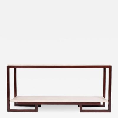 Paul Frankl Paul Frankl console for Johnson Furniture 1950s