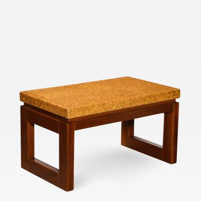 Paul Frankl Rare Low Table by Paul Frankl
