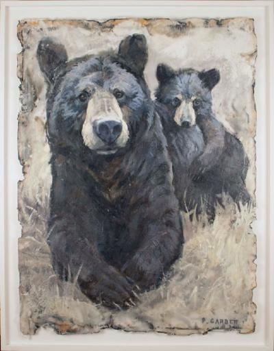 Paul Garbett Mama and cub