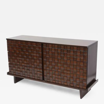 Paul L szl An Amercan Modern Dark Walnut Chest of Drawers Paul Laszlo