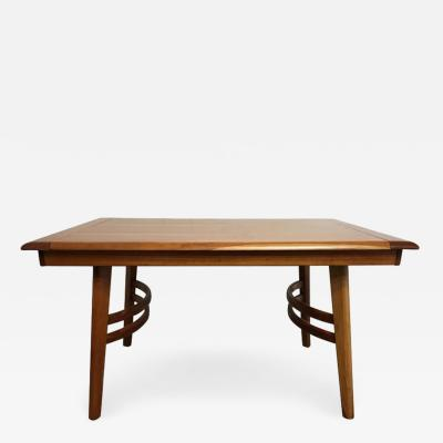 Paul L szl Cherrywood Dining Table in the Manner of Paul Laszlo