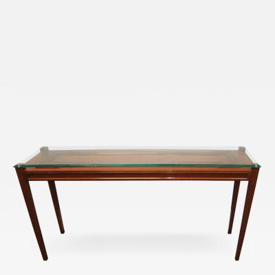 Paul L szl Elegant Custom Console by Paul Laszlo