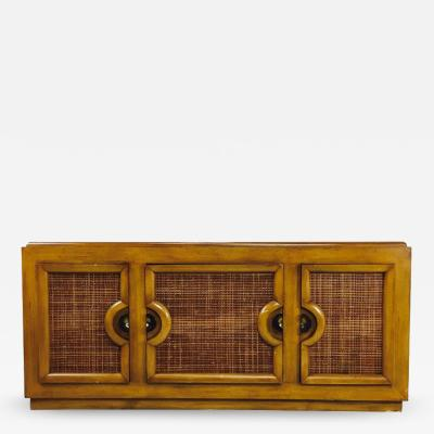 Paul L szl Paul Laszlo Style Credenza by Stewartstown Furniture Company