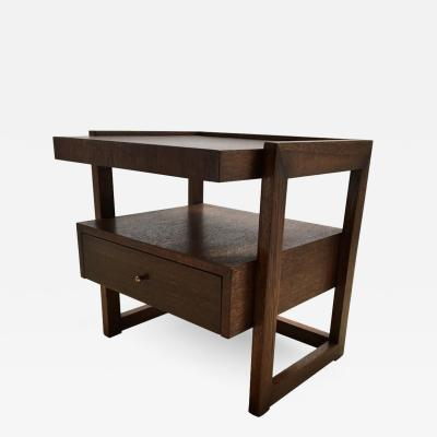Paul L szl Paul Laszlo Walnut Side Table