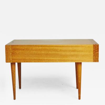 Paul L szl Paul Laszlo for Brown Saltman Light Ribbon Mahogany Side Table