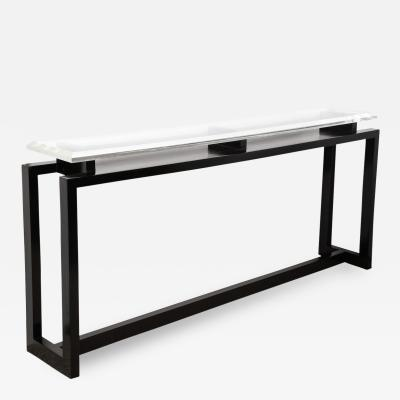 Paul L szl Rare Console Table by Paul L szlo