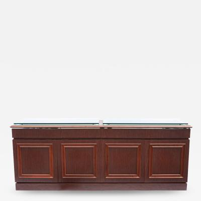 Paul L szl Sleek Sideboard by Paul Laszlo