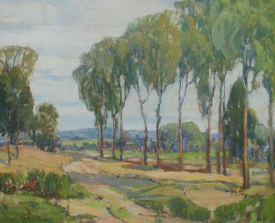 Paul Lauritz Eucalyptus Road