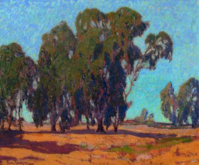 Paul Lauritz Southland Trees