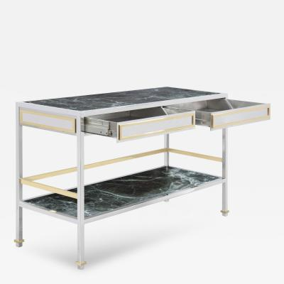 Paul M Jones Chic Console Table Dry Bar by Paul M Jones