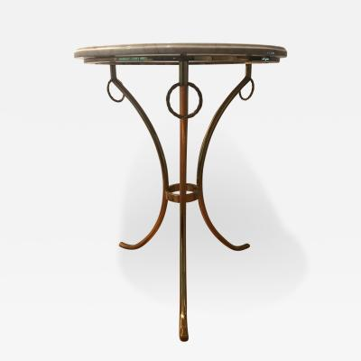 Paul M Jones Gueridon Side Table by Paul M Jones Documented