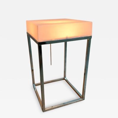 Paul Mayen Paul Mayen Light Box Lamp Table or Table or Floor Lamp