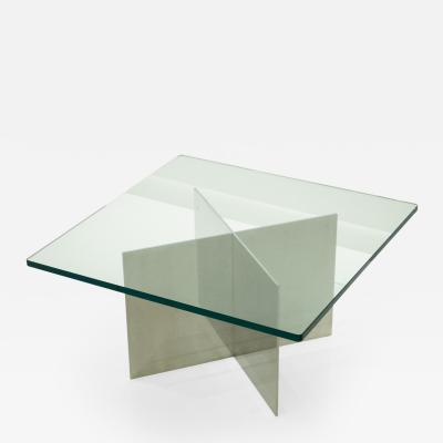 Paul Mayen Paul Mayen Polished Aluminum Cocktail Table