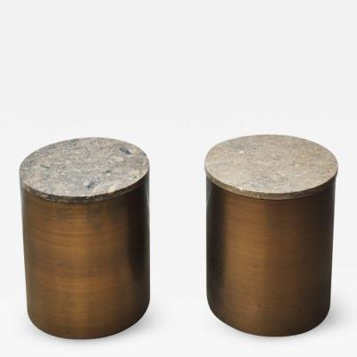 Paul Mayen Paul Mayen Storage Side Tables