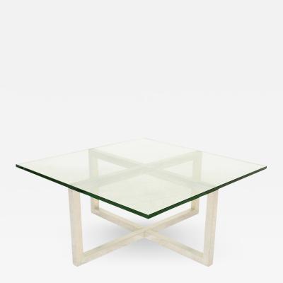Paul Mayen x Aluminum Coffee Table after Paul Mayen